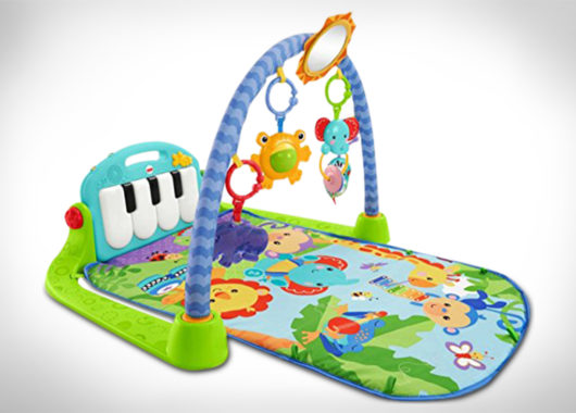 Fisher Price Kick and Play Piano Gym