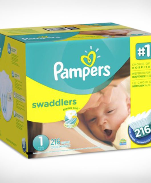Pampers Rewards Program