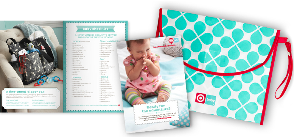 Welcome Kit & Discounts from Target | BabySamples.com